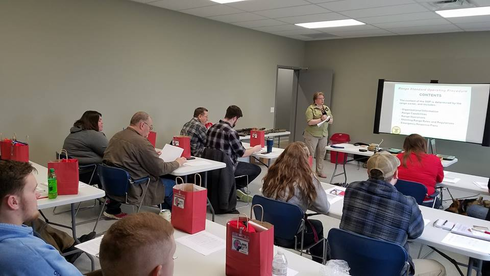 Concealed Carry - Two Day Class